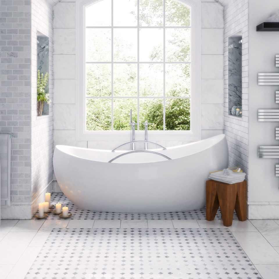Bathroom - Tile