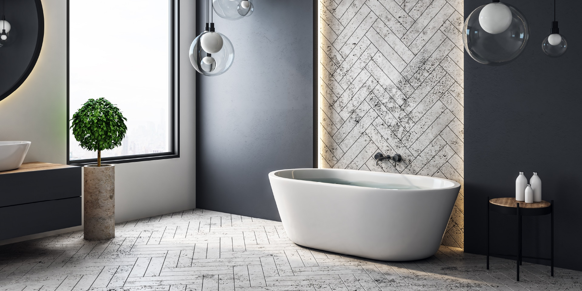 Molony Tile - Bathroom
